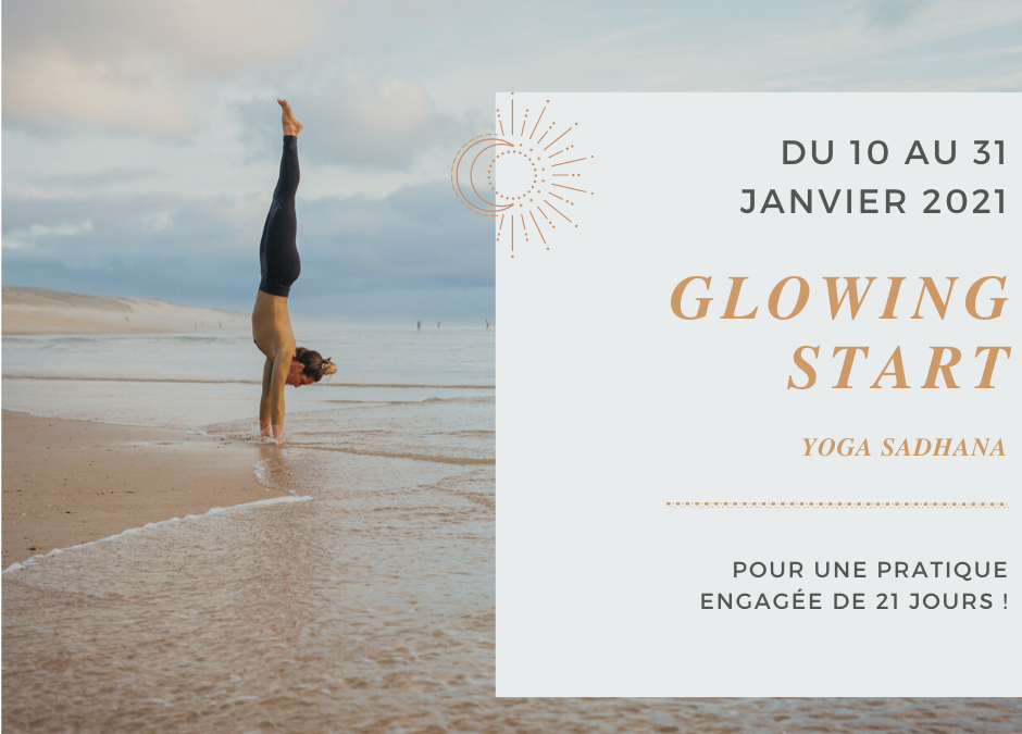 Immersion virtuelle Yoga SADHANA de 21 jours du 10 au 31 janvier 2021